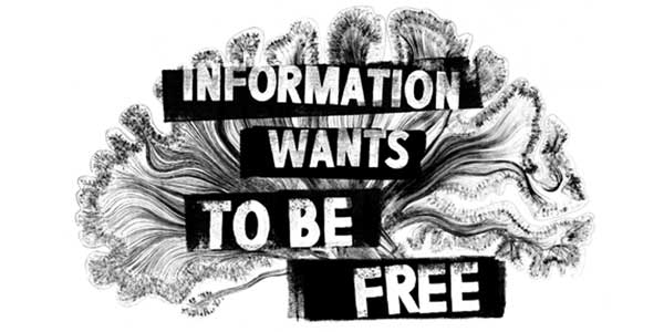 Information Wants to be Free