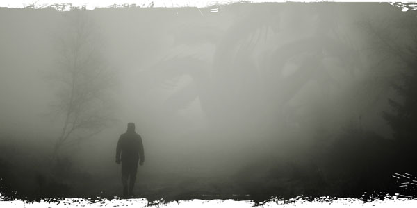 man mist monster