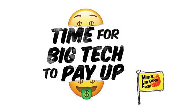 MLF Big Tech Pay Up meme