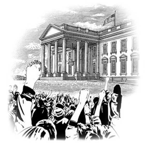 The White House Siege