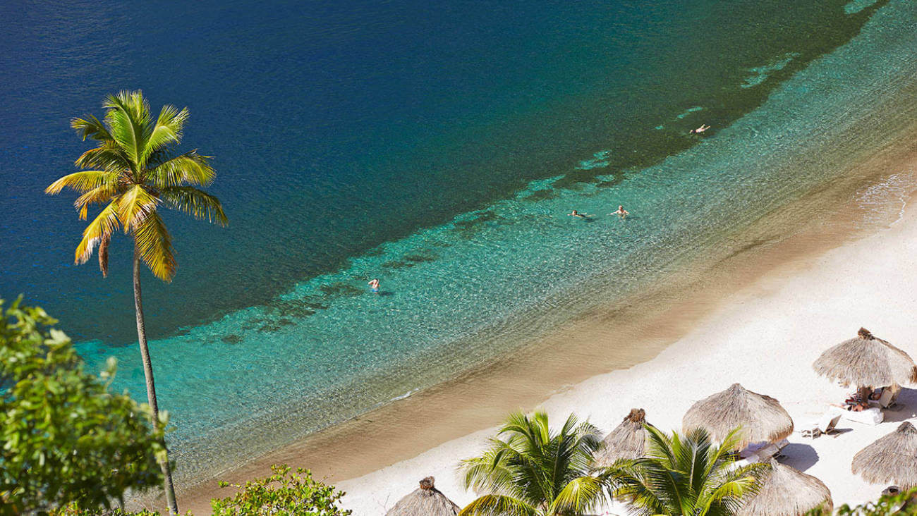 Saint Lucia ranked in world's best beaches list