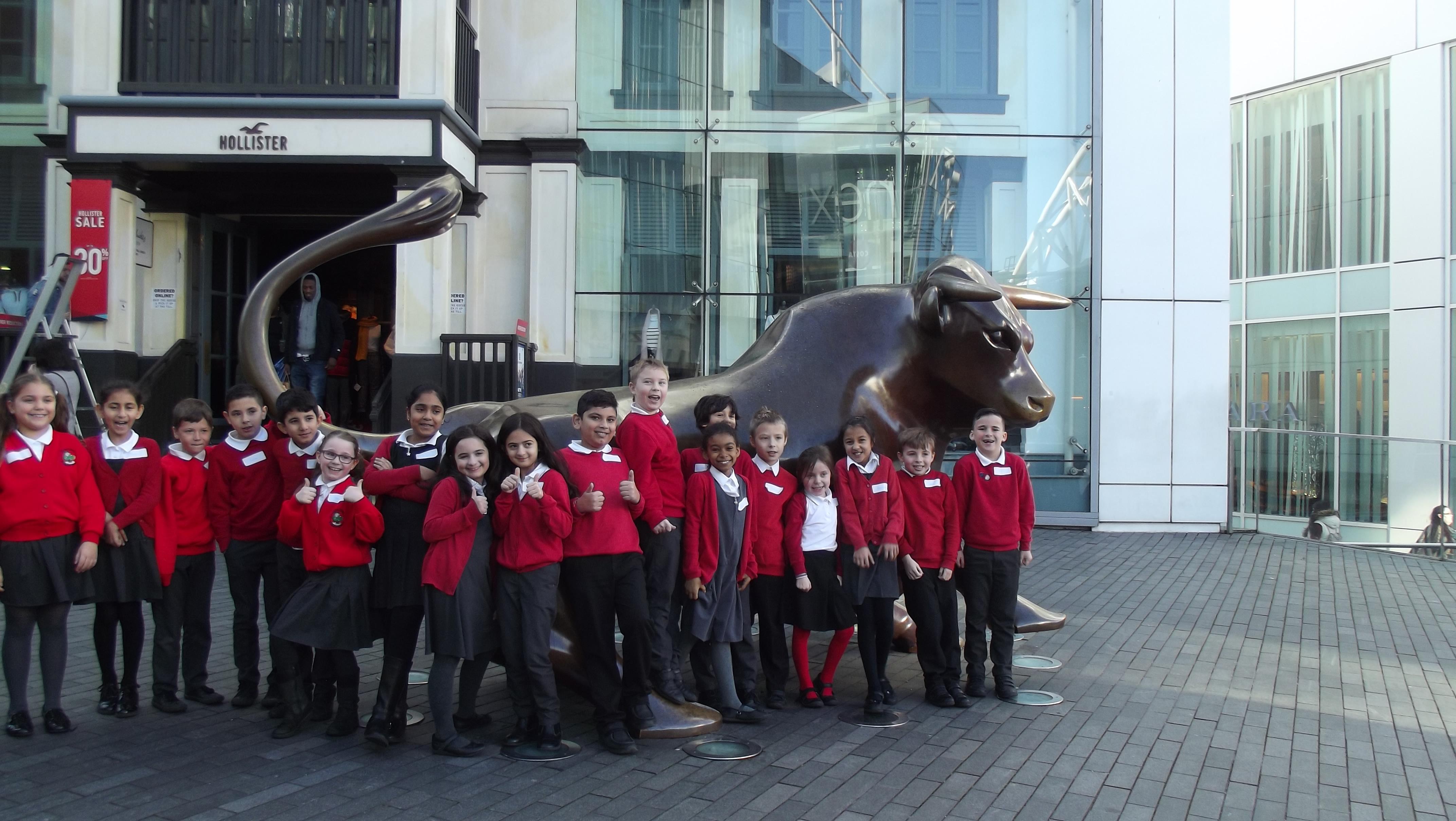 Bullring school tour