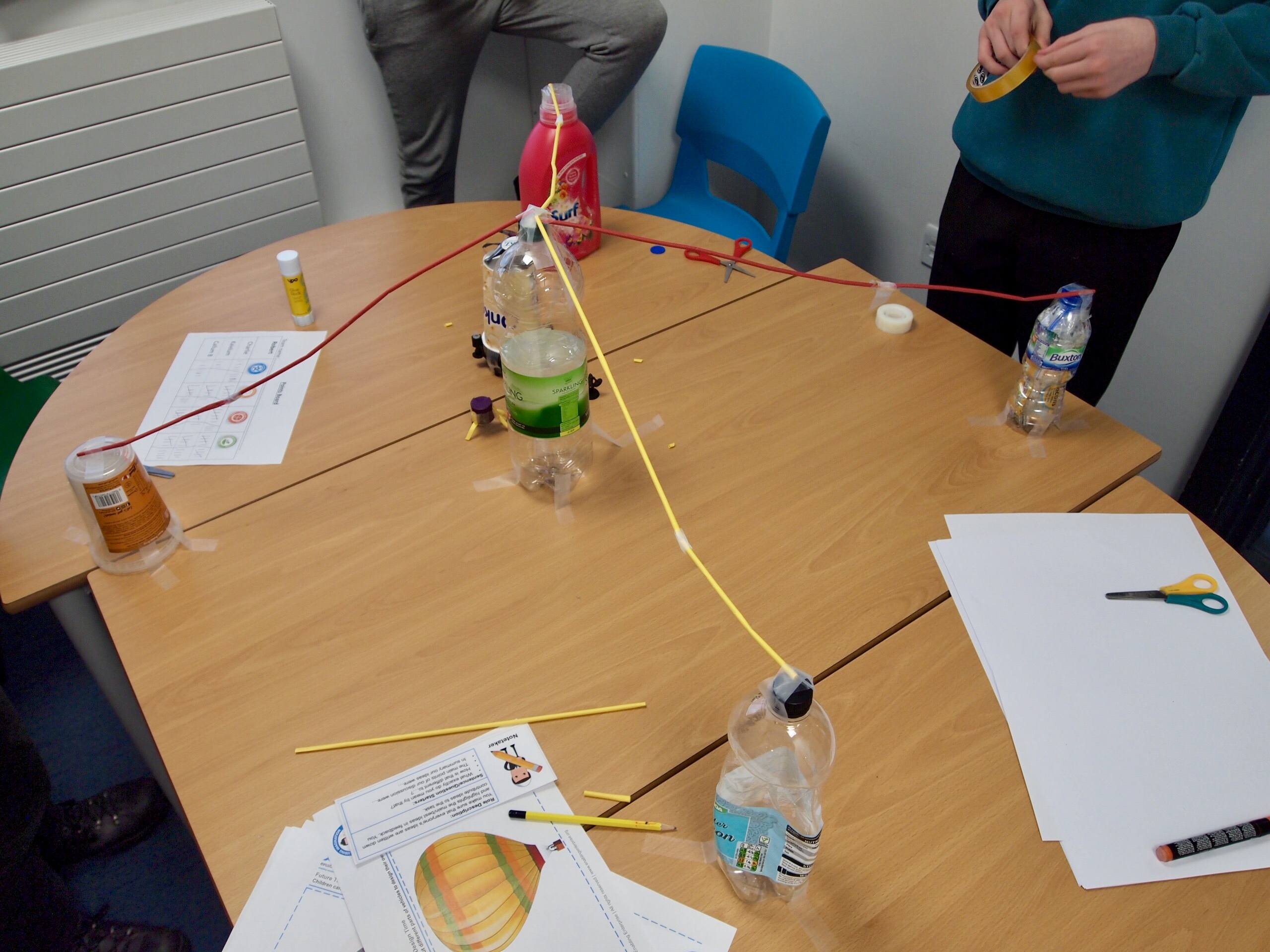 Top Teamwork and Creativity at Pioneer House High School in Manchester