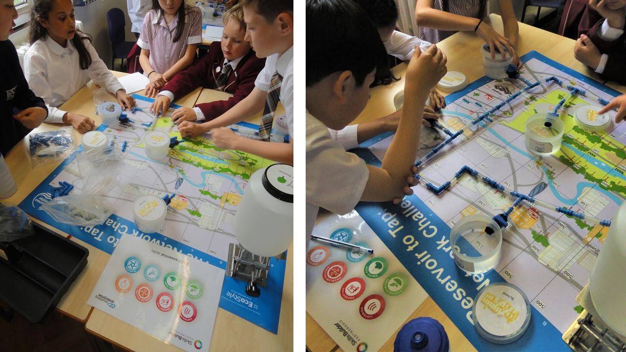 Study School @ Thames Water