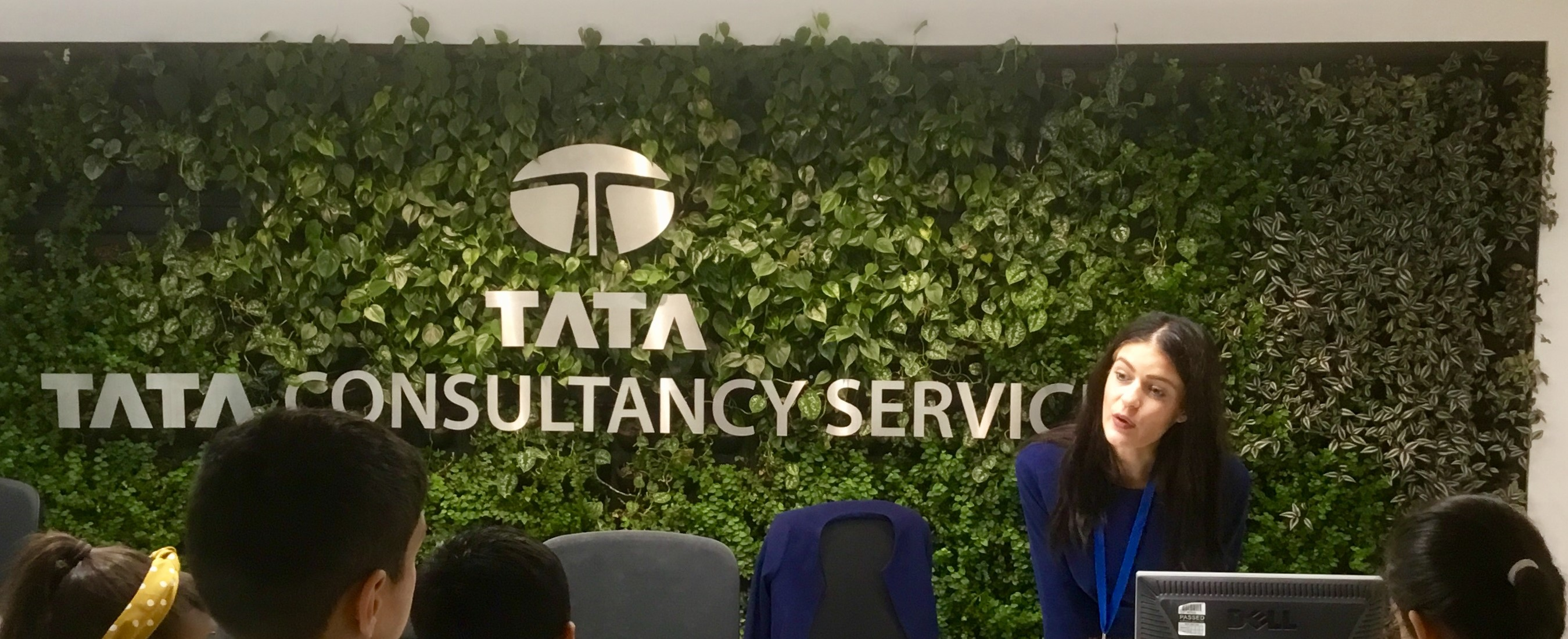 Clifton Primary School at Tata Consultancy Services