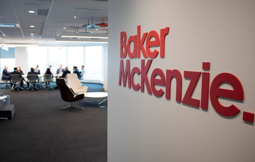 Year 6 visited the Baker Mckenzie offices