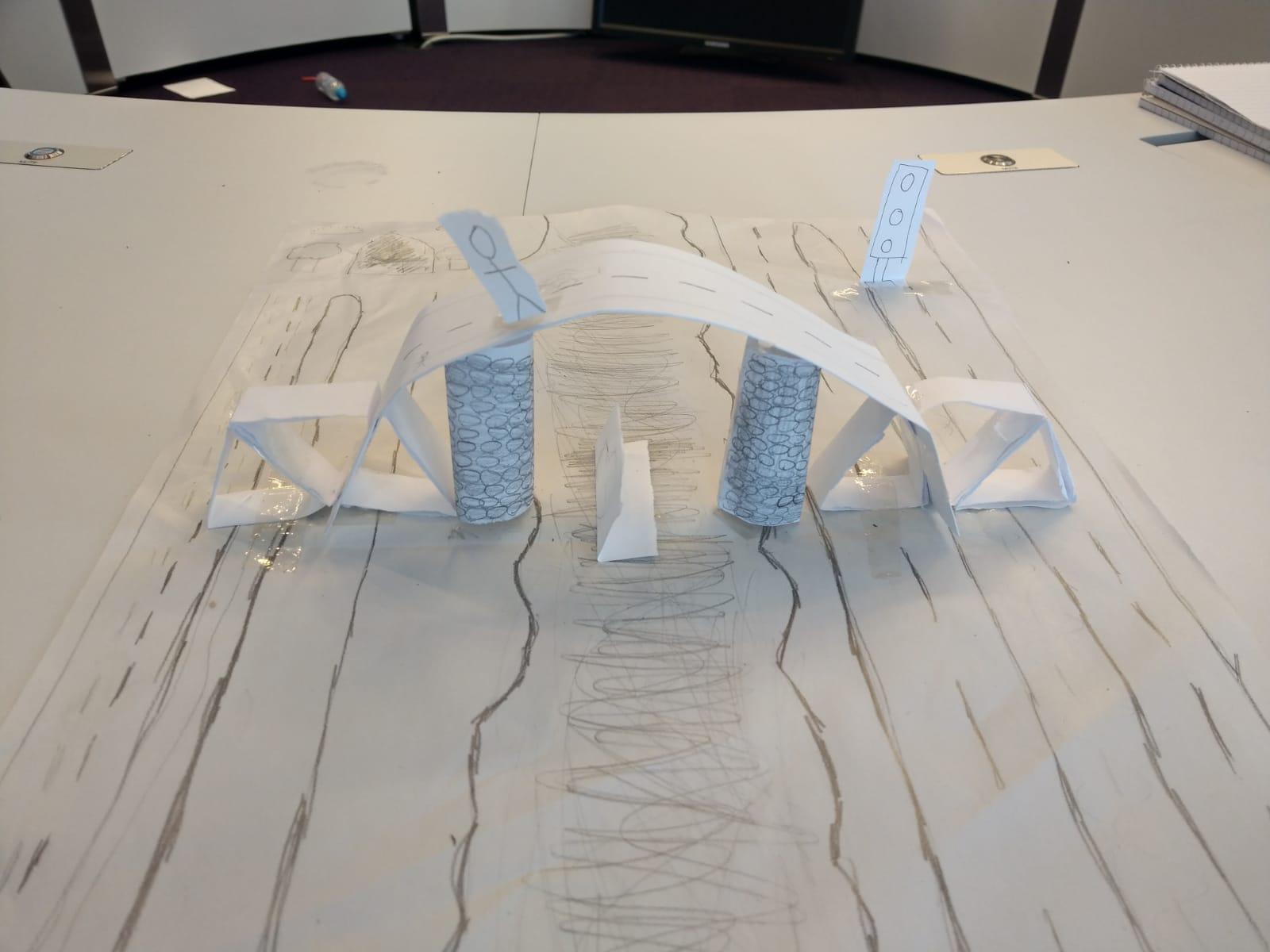 An innovative bridge design