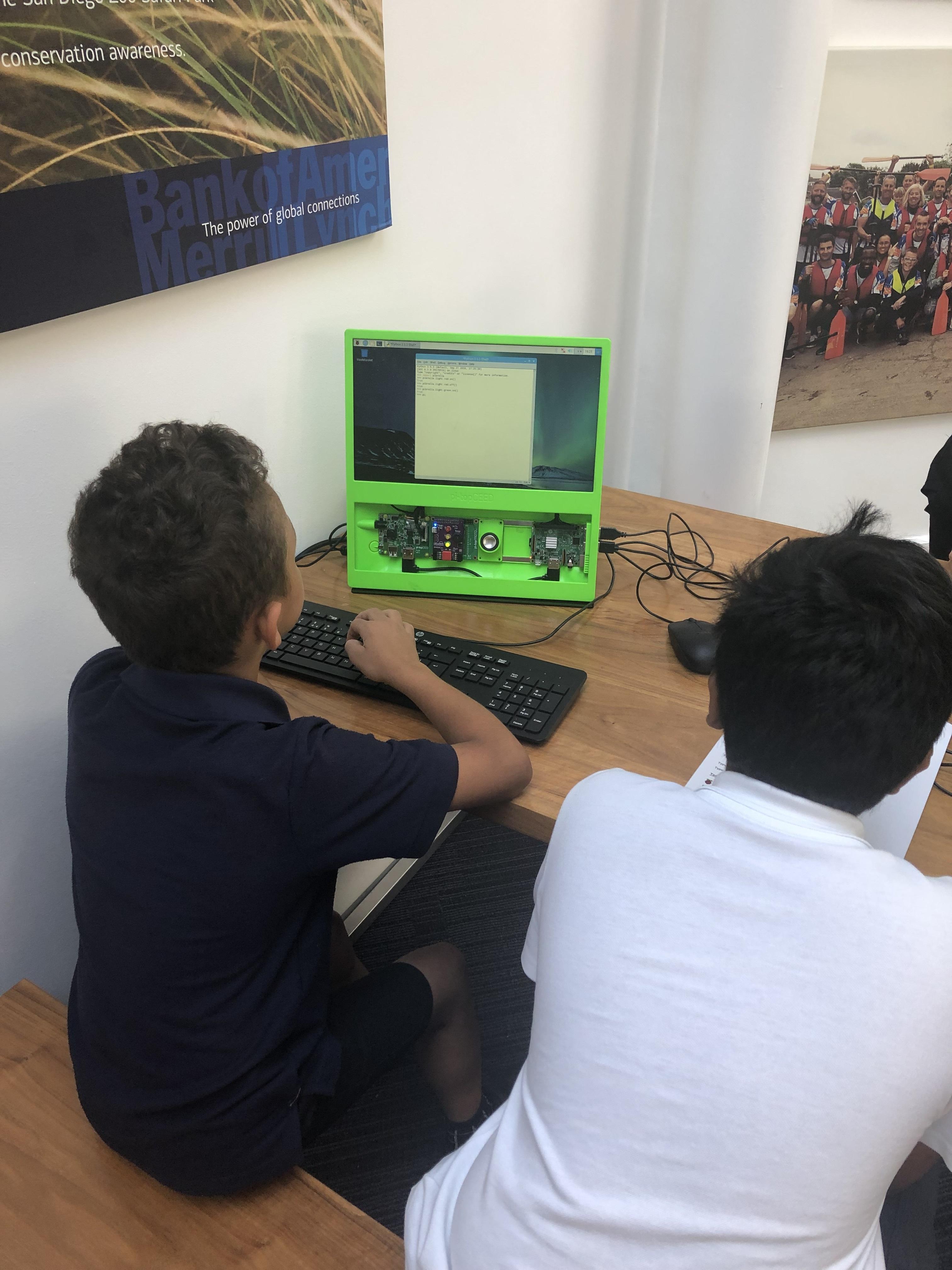 Coding at BoAML