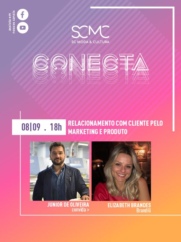 SCMC Conecta com Brandili