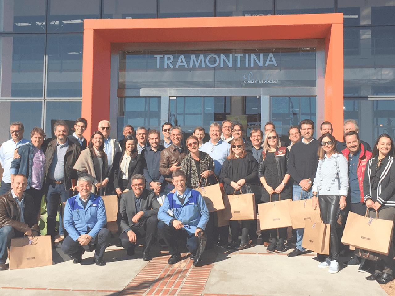 Visita Tramontina