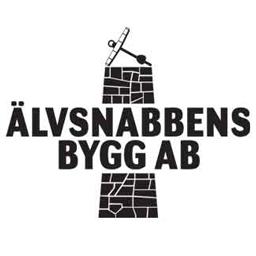 Älvsnabbens Bygg logotyp