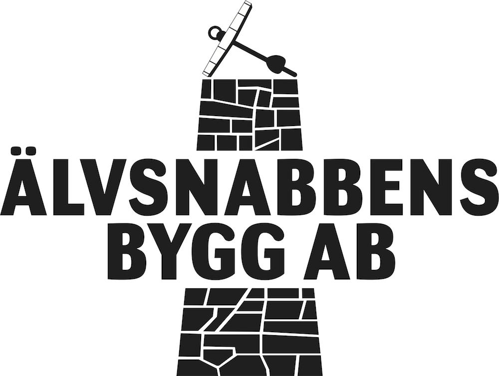 Älvsnabbens Bygg logo