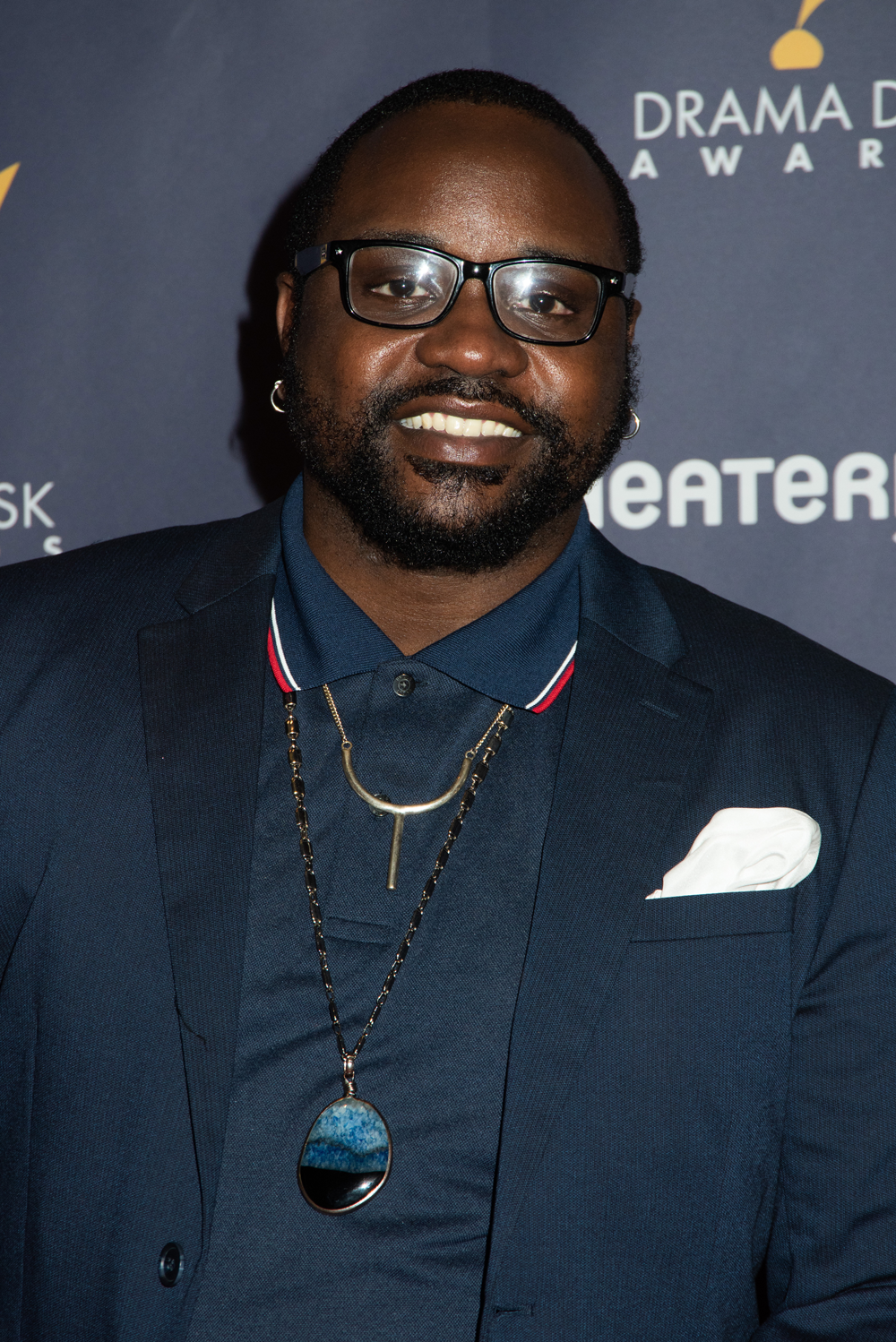Brian Tyree Henry  at the 63rd Annual Drama Desk Awards