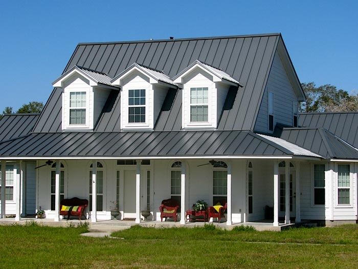 Bales Roofing Metal Roof Wrightsville Beach