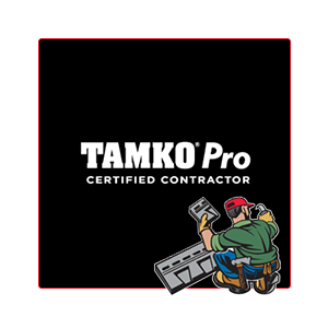 Tamko Shingle Certified Roofing Contractor