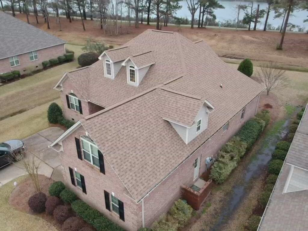 Bales Roofing Shingle Roof Wrightsville