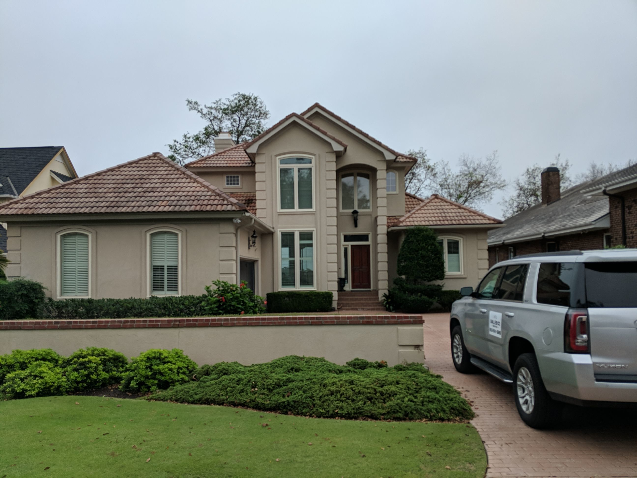 Bales Roofing Boral Roof Tile Installation Landfall Willmignton