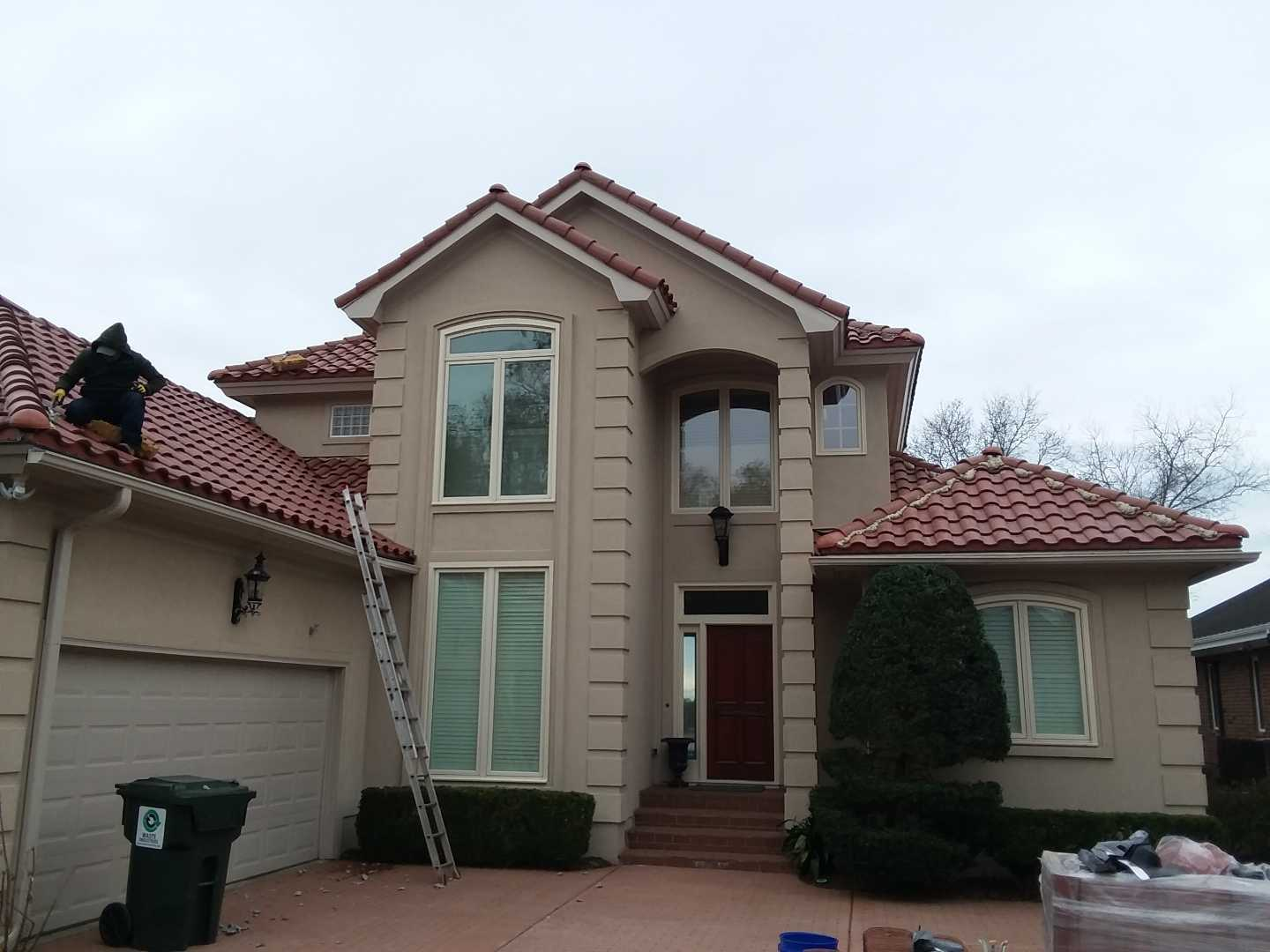 Bales Roofing Boral Roof Tile Installation Landfall Willmington