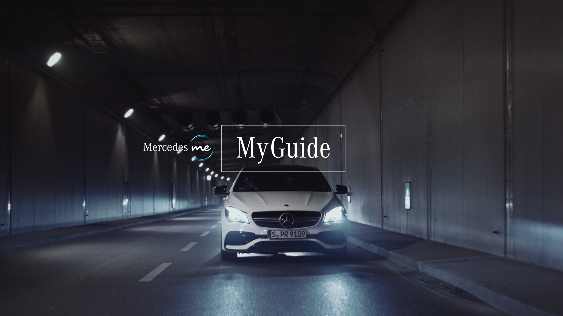 Mercedes me »My Guide«