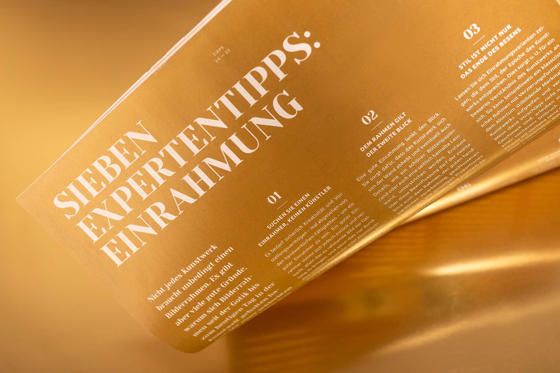 schiebezimmer x brandthinking / A Magazine
