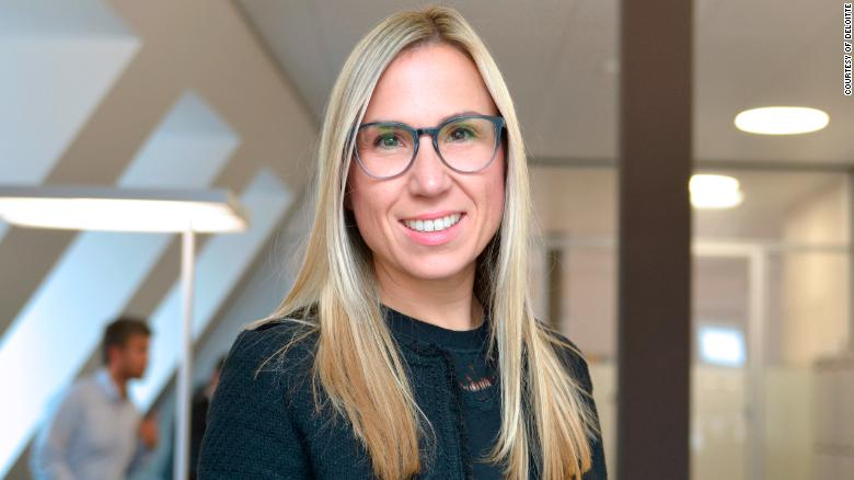 Martina Bender-Scheel, the head of talent and culture for Deloitte in Switzerland, says sleeping more has made her more productive at work and more emotionally resilient.