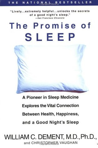 The promise of sleep book cover shleep recommendation