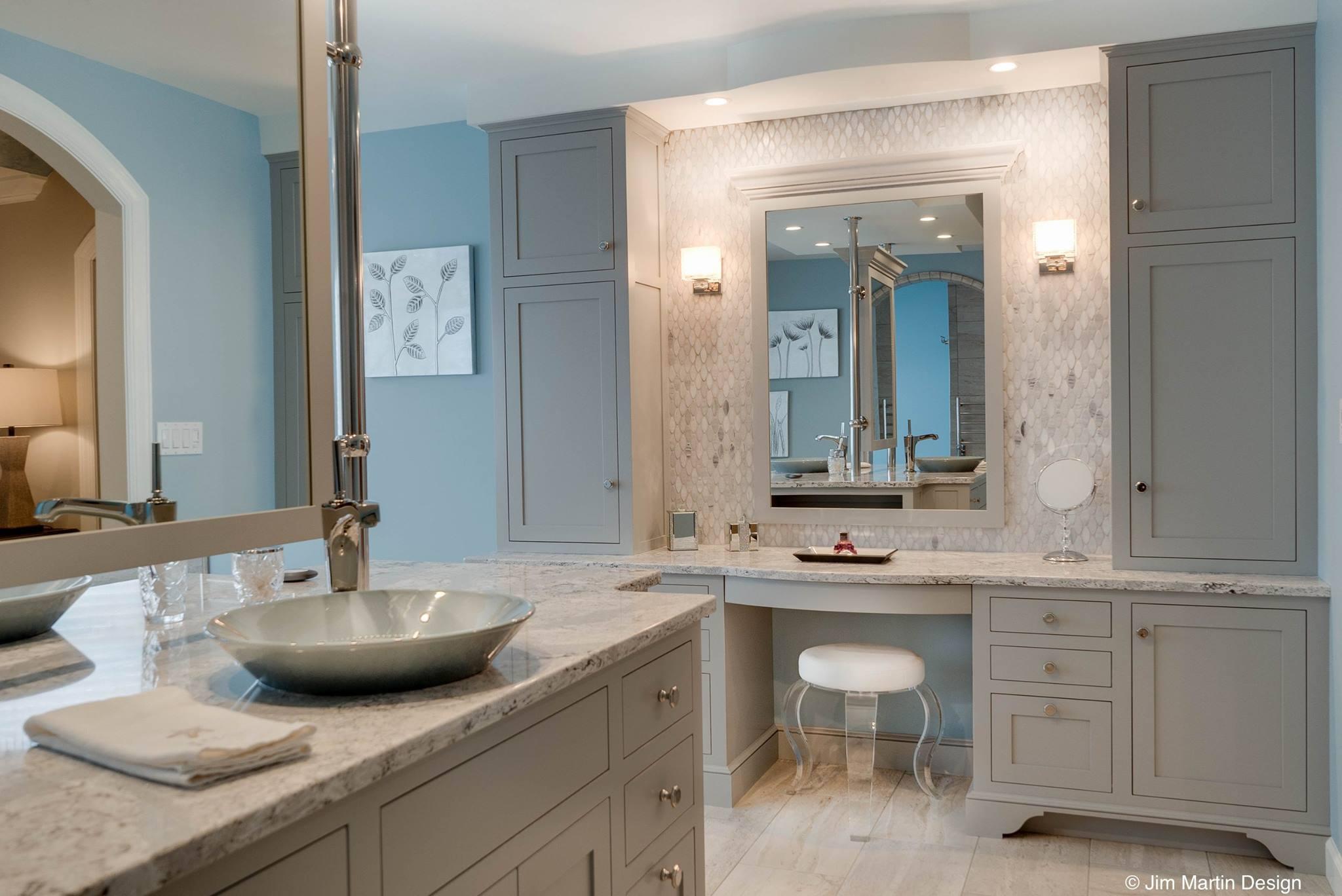 Luxury Master Bath Design