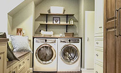 Upstairs Laundry Remodel
