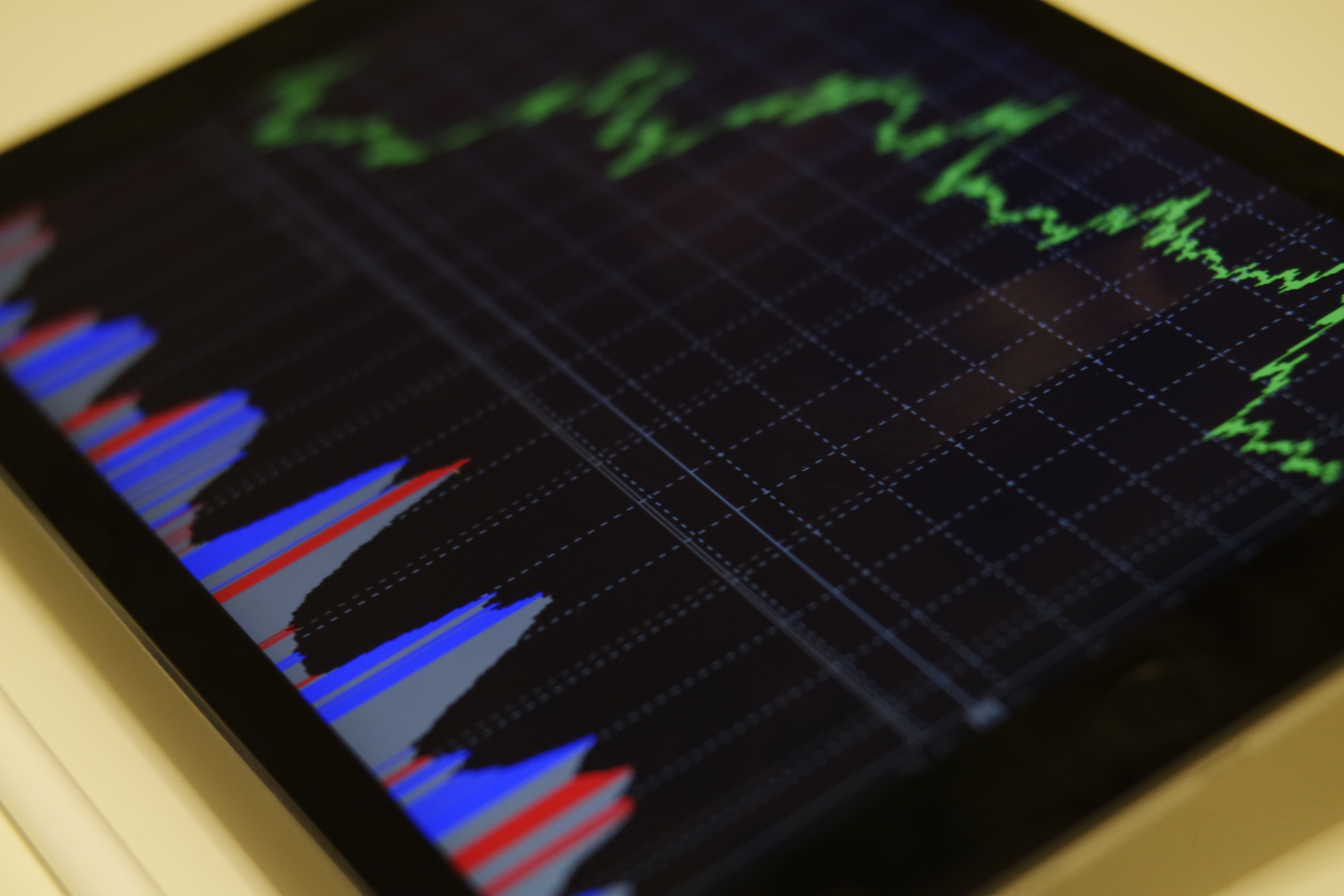 gráfico que mide el peak de concurrencia. se observa el momento que registra más plays durante una transmisión