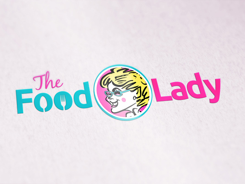 The Food Lady Logo