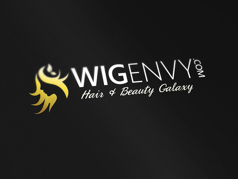 Portfolio Image WigEnvy Logo Design by First Impressions Creative Services