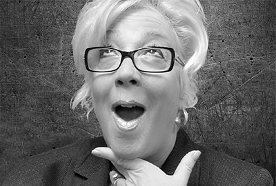 First Impressions Creative Services Team Photo of Pam
