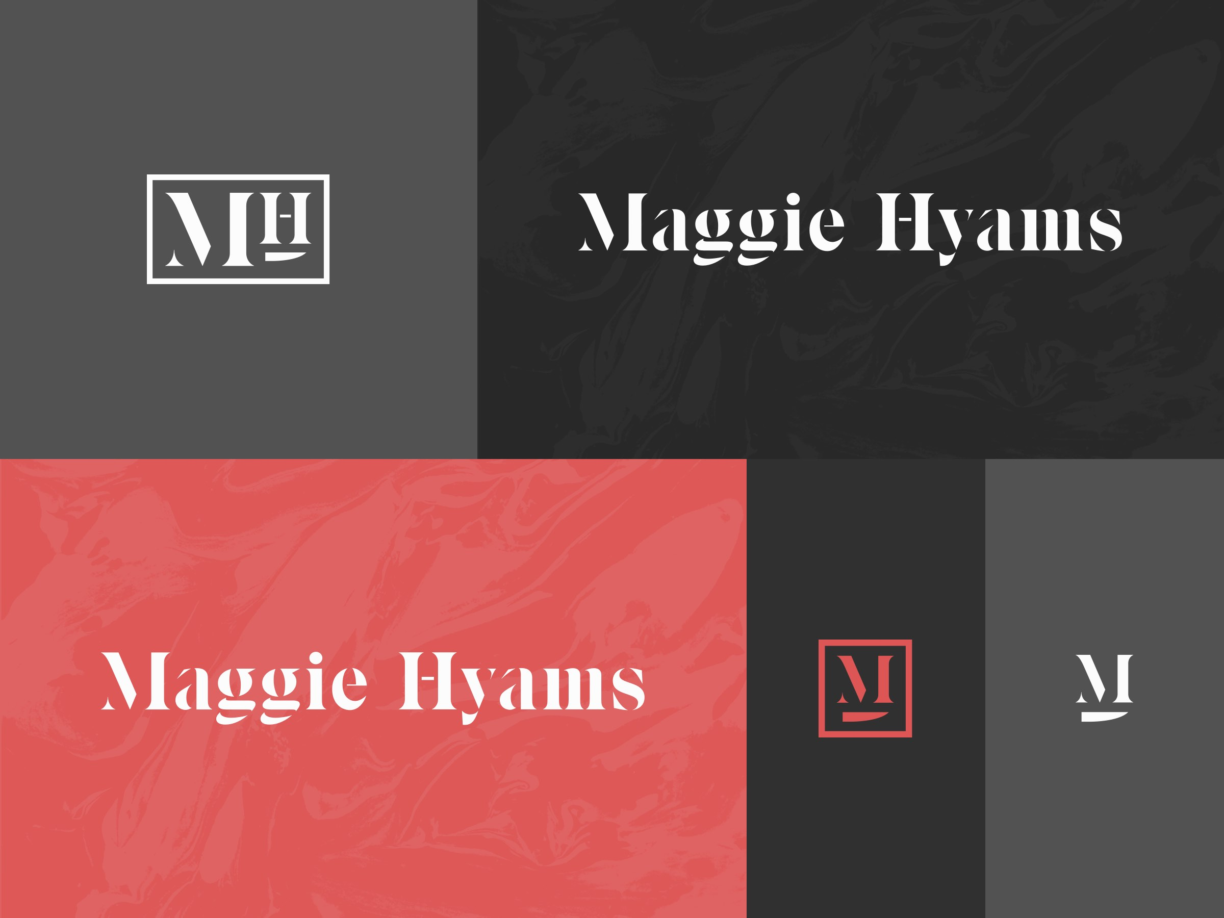 Maggie Hyams color and texture options
