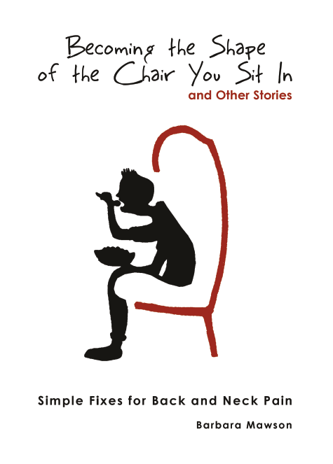 Buy Becoming the Shape of the Chair You Sit In