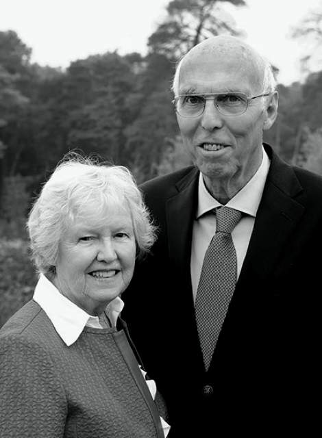 Dr. Peter and Annemarie Wierenga