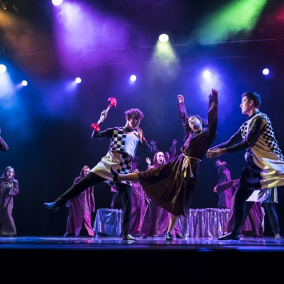 Spamalot | Nepean Creative and Performing Arts High School, Years 8-12