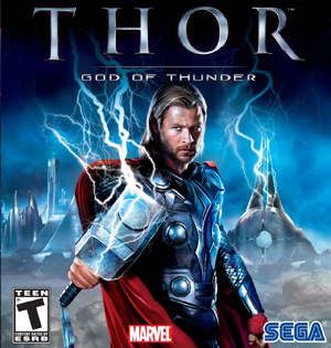 AmieDD Thor: God of Thunder