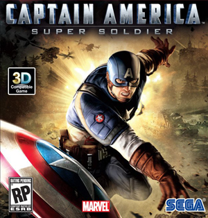 AmieDD Captain America Super Soldier