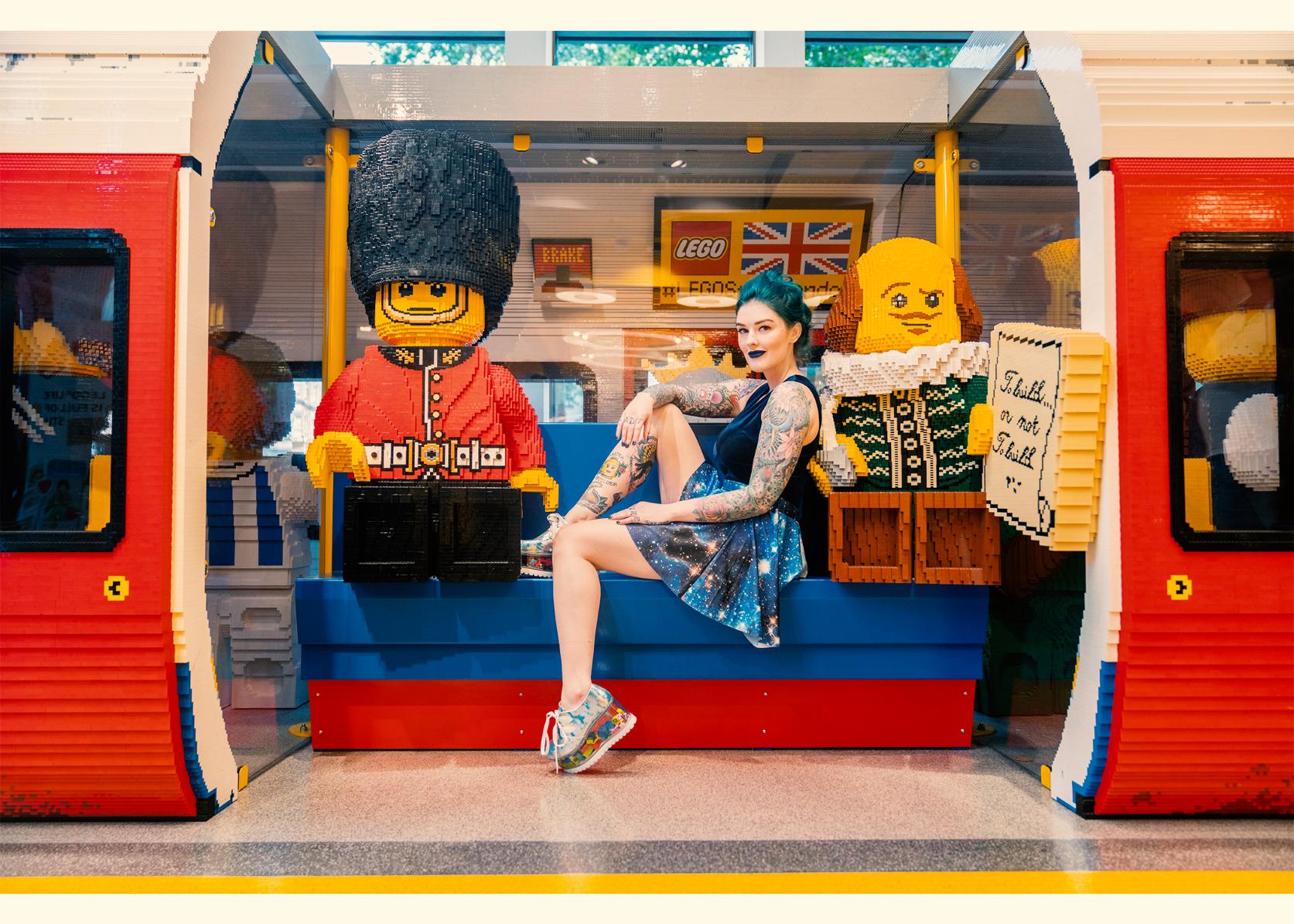 AmieDD LEGO Masters Fox