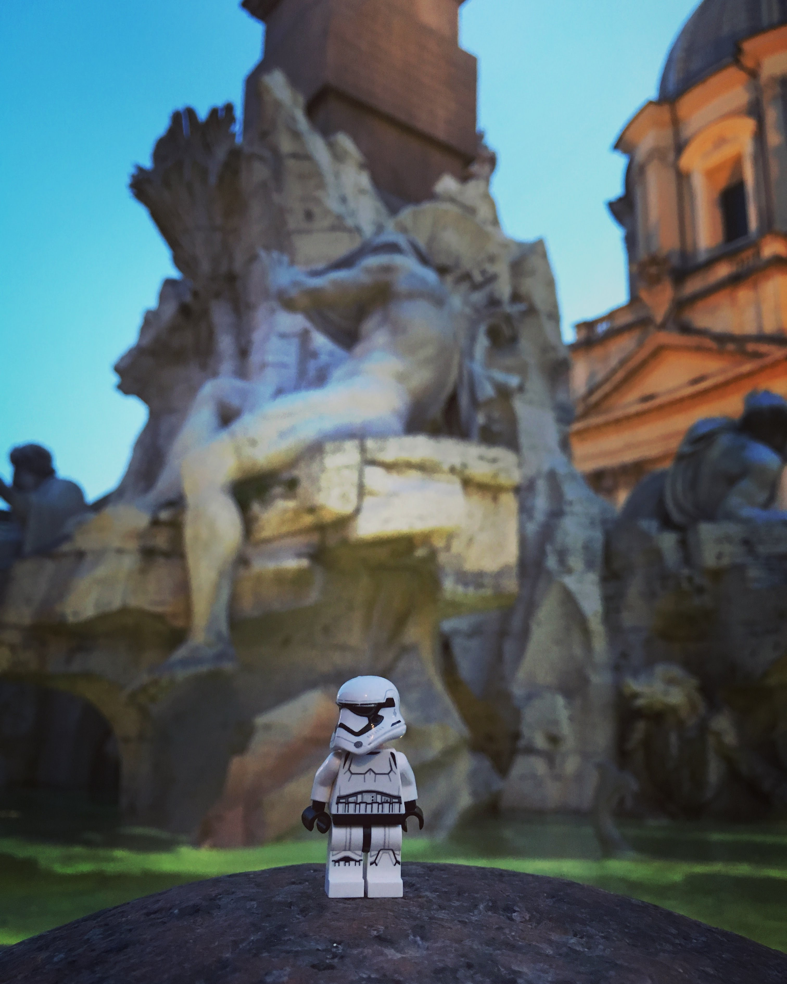 LEGO Adventures in Rome