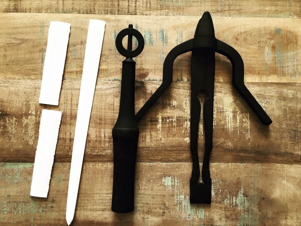 AmieDD Ciri Cosplay 3D Printed sword