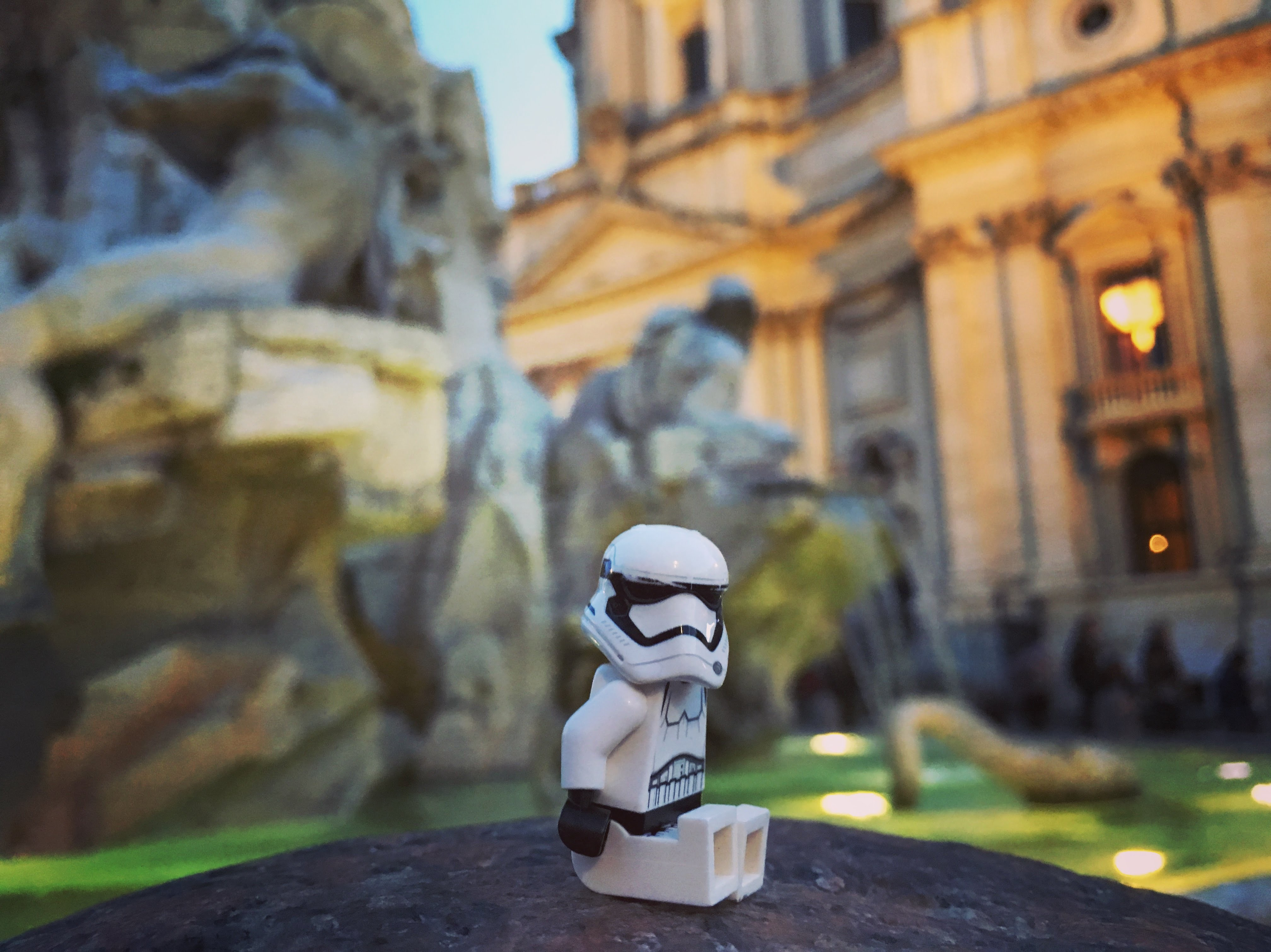 LEGO Adventures in Rome with AmieDD