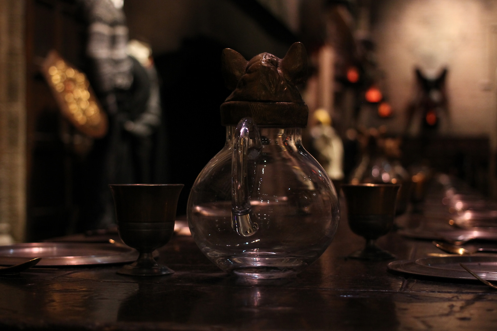 Geeky things to do in London: Harry Potter Studio Tour with amieDD