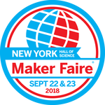 AmieDD Body Hacking Implant Maker Faire New York 2018