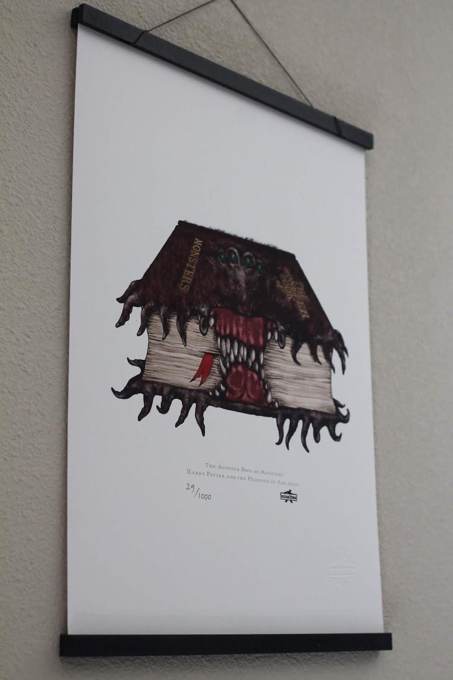 Magnet 3D Print Poster frame