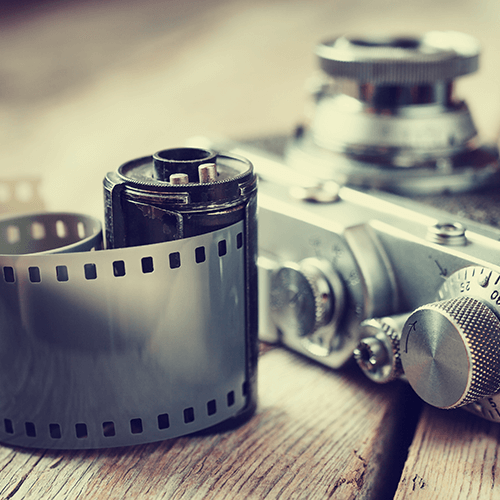 film & slide processing