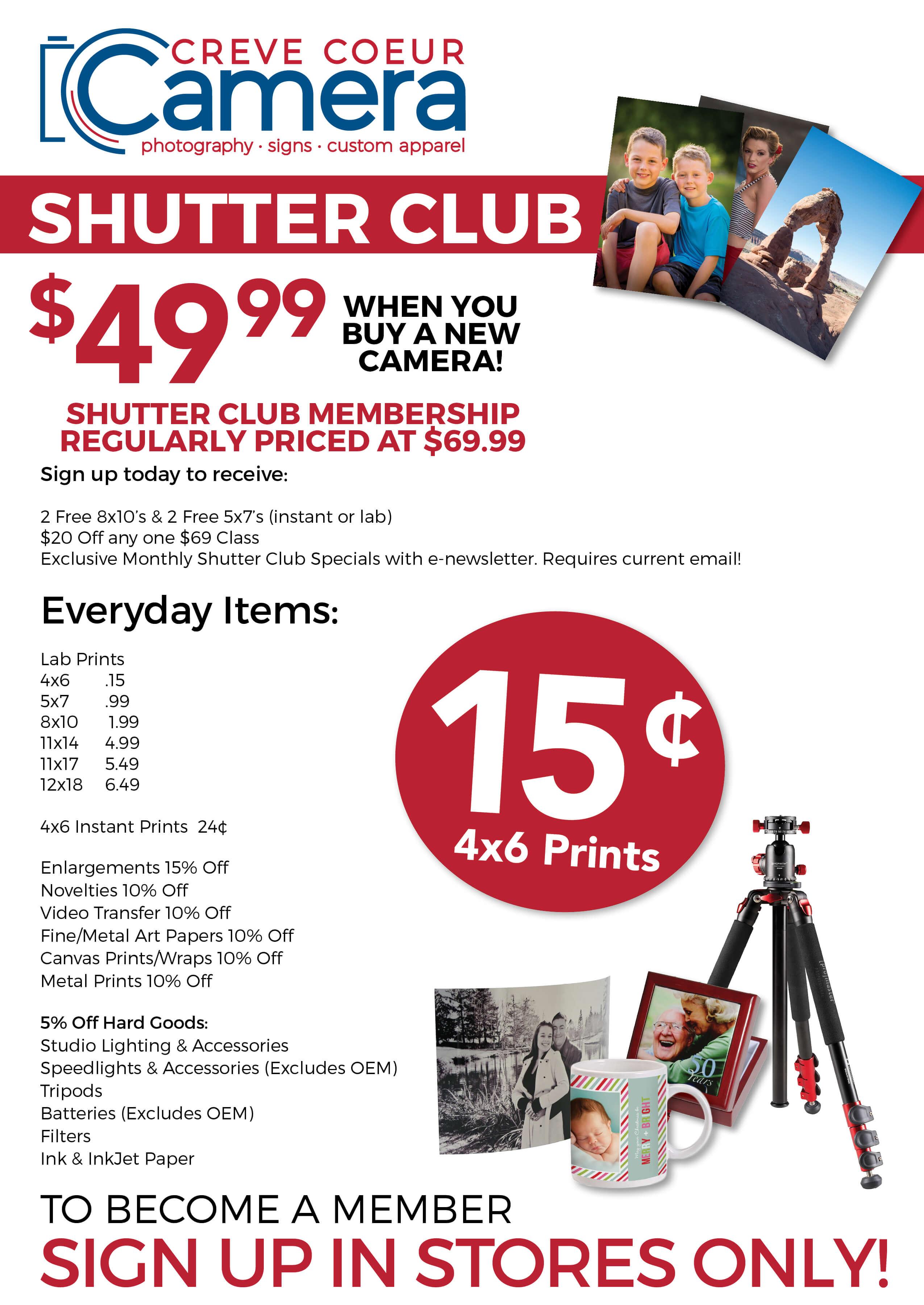 Shutter Club