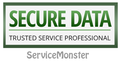 Service Monster Secure Data Ttusted Service Professional