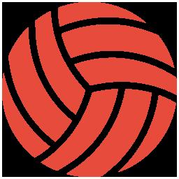 Bilete av volleyball ikon
