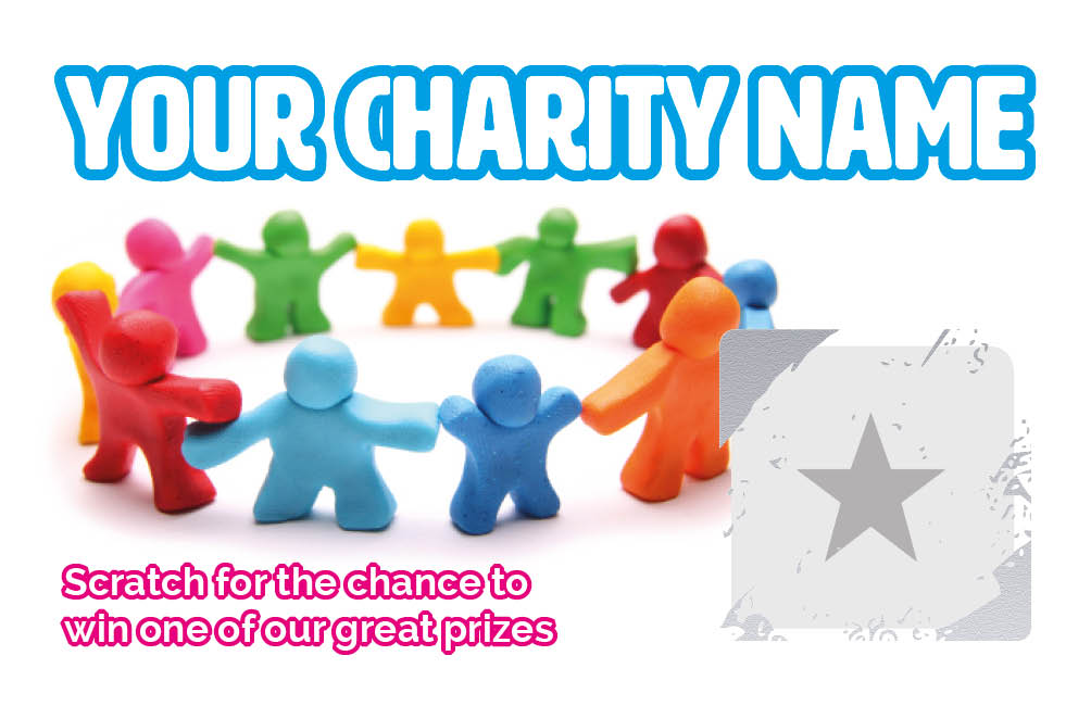 Fundraising Scratch Cards